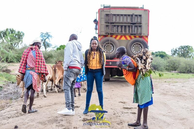 Tour Destinations in Kenya