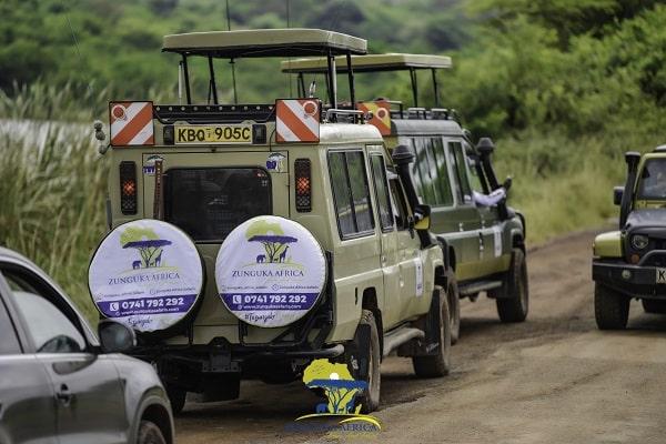 Zunguka Africa Safaris